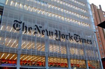 حمله سایبری به روزنامه New York Times