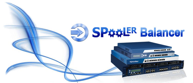 Spooler Load-balancing & Link-balancing