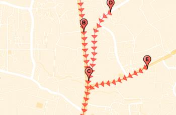 چگونه هزینه API Google Maps خود را 94٪ کاهش دادیم .
