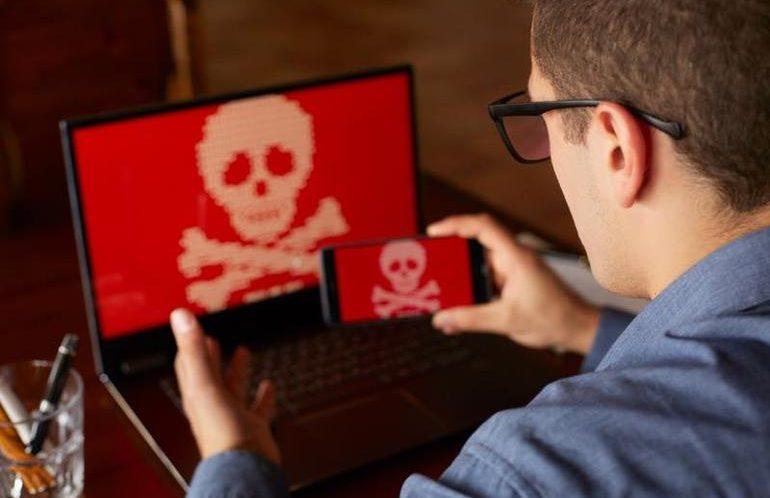 نبرد ransomware